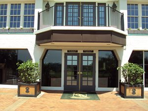 Country Club Entrance