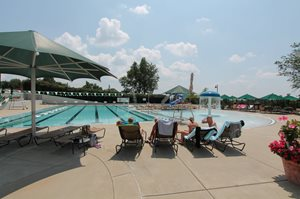 Evansville Swimming Pool