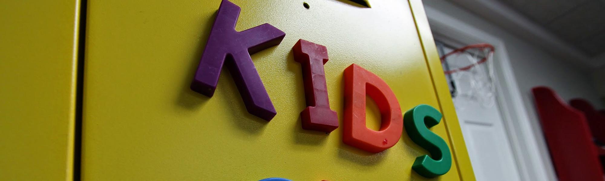 Kids Club Banner